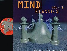 "OPERATION &MAINTENANCE Mind Classics Vol1 12"" VINYL Dance Pool 1994 DAN 660423 6"