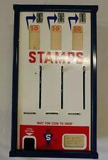 Vintage Postage Stamp Dispenser Official Post Office vending Usps Local Pick Up