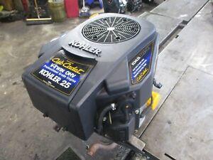 CUB CADET I1050 KOHLER COURAGE 25HP  GOOD RUNNING ENGINE MOTOR SV SV730