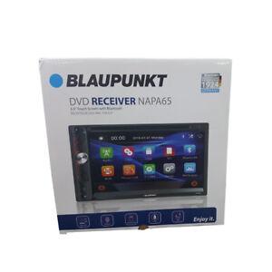 "Blaupunkt NAPA65 Double Din 6.9"" Touchscreen Car Stereo Multimedia DVD CD VCD..."