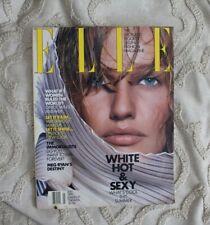 1993 Elle Magazine Vintage Meg Ryan July