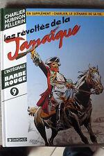 BD intégrale barbe rouge n°9 les révoltés de la jamaique EO 1999 TBE hubinon