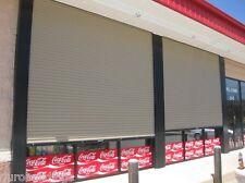 DuroSTEEL JANUS 18'W x 12'H Commercial 2500 Series Heavy Duty Rollup Door DiRECT
