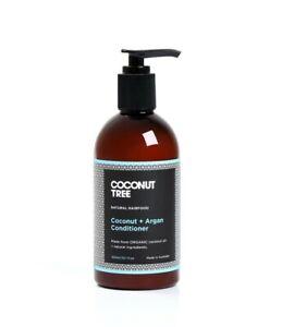 Organic Coconut & Argan Conditioner for Dry Hair