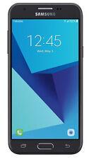 Samsung Galaxy J3 Prime SM-J327T 16 GB Black (T-Mobile) Smartphone NIB Free Ship