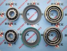 1957-1960 Buick Front Inner & Outer Wheel Bearings with Seals Replacement Kit