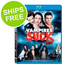 Vampires Suck (Blu-ray, 2010 Extended Bite Me Edition) NEW, Sealed, Matt Lanter