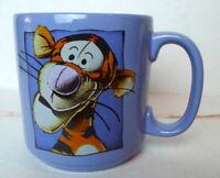 Tigger Wonderful Disney Coffee Mug Blue Big Grip Handle