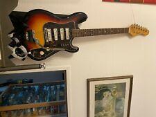 Hertiecaster der 60-70er Jahre