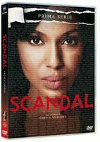 SCANDAL PRIMA SERIE DVD NUOVO ITALIANO