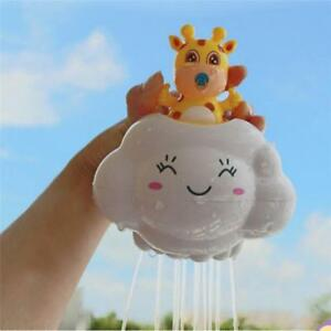 Rain Cloud Bathtub Bath Toys for Toddlers Hair Wash Tool Toy Gifts for Kids LIN