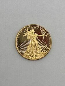 2015 US Five Dollars Gold Coin