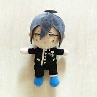 NEW Anime Danganronpa V3 Dangan Ronpa Saihara Shuichi Plush TOY Doll Keyring