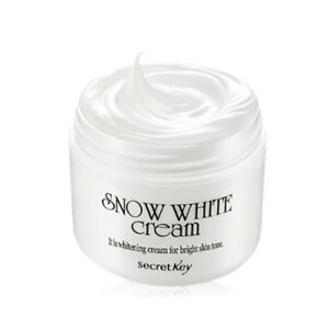 [secretKey] Snow White Cream 50g