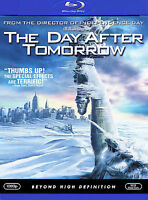 The Day After Tomorrow [Blu-ray] Blu-ray