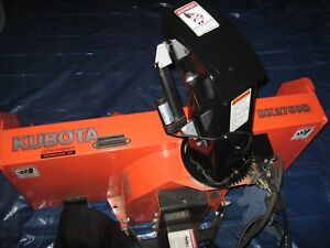 Chute Deflector kit. For Kubota BX2750 Snowblower and more.Similar to GB2513.