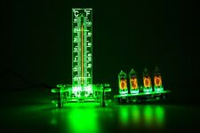 TOGETHER CHEAPER! Nixie Tube Thermometer on IN13 and Clock on IN14, nixie tube