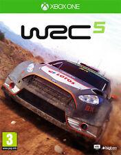World Rally Championship 5 XBOX ONE ITA NUOVO SIGILLATO [XONE0210]
