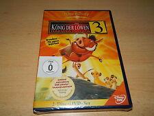Disney - König der Löwen 3 - Hakuna Matata - DVD Erstauflage Z4 - NEU