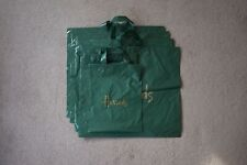 6x Harrods Carrier Bags Assorted Sizes