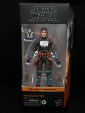 Star Wars The Black Series 6 Inch Action Figure Wave 4 Bo-Katan Kryze HTF