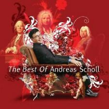ANDREAS SCHOLL 'BEST OF' CD NEW+!