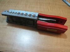 Do-It BK=8=A 8-Cavity bank Sinker Weight Mold