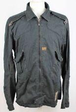 Abrigos y chaquetas de hombre negras G-Star de 100% algodón