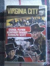 Virginia City DVD Filmklassiker Errol Flynn Rarität