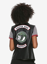 Supernatural Dad's Journal Girls Cargo Jacket Plus Size Hot Topic Exclusive