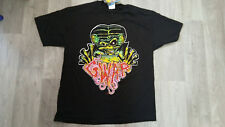 Gwar I died on the Flesh Column 1994 vintage tour shirt rare metal music