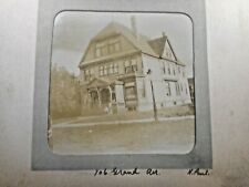 C 1880S PHOTO ALBUM MINNEAPOLIS ST.PAUL 12 ALBUMEN PHOTOS HOMES HORSES HUMBOLDT
