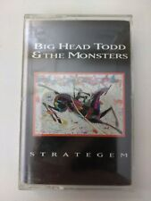 BIG HEAD TODD & THE MONSTERS Strategem 9245804 Cassette Tape