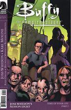 Buffy The Vampire Slayer Season 8 #17 (NM)`08 Whedon/ Moline  (Cover B)