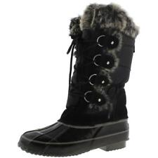Équipements de neige noir pour les sports d'hiver