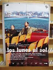 A3062 Los lunes al sol Javier Bardem, Luis Tosar, José Ángel Egido, Nieve de Med
