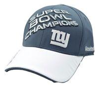 New York Giants Reebok Onfield NFL Super Bowl XLVI Champions Cap Hat