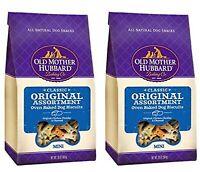 Old Mother Hubbard Crunchy Classic Natural Dog Treats - Original Assortment (...