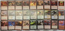 50 Dragon Lot with 10 Rares! Collection - EDH - Magic the Gathering MTG FTG