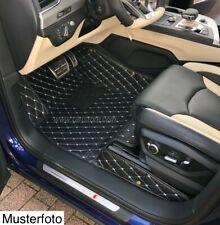 Exclusive Logo Fußmatten BMW 5er Gran Turismo F07 Velours Metallaufschrift