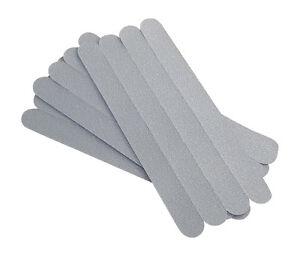 Safetz Anti Slip Clear Non Skid Bath & Shower Safety Treads Self-Adhesive Sticke