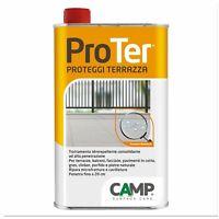 ProTer Proteggi Terrazza Trattamento consolidante idrorepellente per terrazze