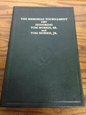 The Life of Tom Morris, 1987 Memorial Tournament Ltd Edition, W.W. Tulloch, Golf