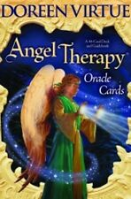 Angel Therapy Oracle Cards by Doreen Virtue (NEW)
