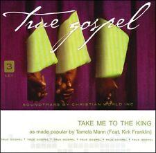 Tamela Mann - Take Me To The King - Accompaniment CD New