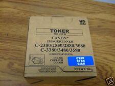 Canon Imagerunner C-2380, 2550 (GPR-23) Cyan New!!