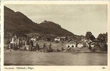 Hotel Seespitz, Weißensee / Oberkirch im Allgäu bei Füssen, alte Ansichtskarte