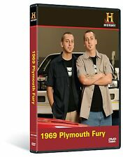 AUTOMOBILES: 1969 PLYMOUTH FURY (HISTORY CHANNEL DOCUMENTARY) NEW AND SEALED