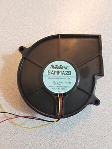 Ventilateur 95 X 95 X 30 MM 24V DC 0.25A Nidec gamma 29 D09F-24SS2 01B
