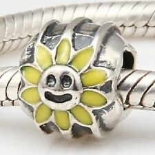 flower plant European Fine Charms & Charm Bracelets